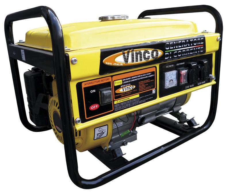 Schema Elettrico Generatore Di Corrente : Generatore di corrente vinco kw a iva inc