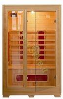 Immagine di Sauna a raggi infrarossi Glass