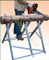 Immagine di Cavalletto taglialegna pieghevole Modello Hobby