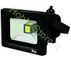 Immagine di Faro Led Lumy 12 V 10 W color nero