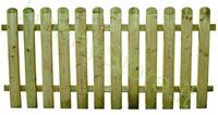 Immagine di Recinzioni Legno Blinky Girasole A Steccato cm.180x100