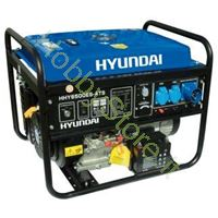 Immagine di Generatore Hyundai hy6500ES-ATS 5,5 kW Avviamento Automatico