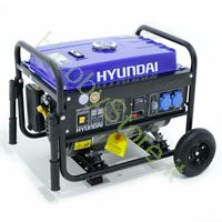 Immagine di Generatore Carrellato Hyundai hy3000 2,8 kW