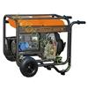 Immagine di Generatore di corrente carrellato Diesel Vinco 5,5 kW 6021160298