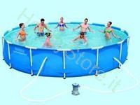 Piscina Steel Pro 3.66m x 76 cm Pool Set