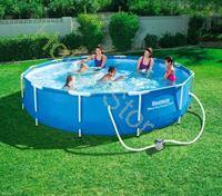 Piscina Steel Pro Max 3.66m x 76 cm Pool Set