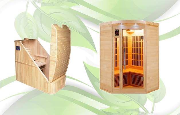 Immagine per la categoria Saune ad infrarossi