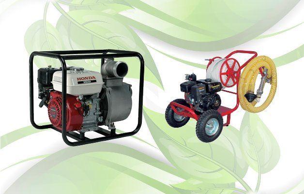 Immagine per la categoria Pompe a motore