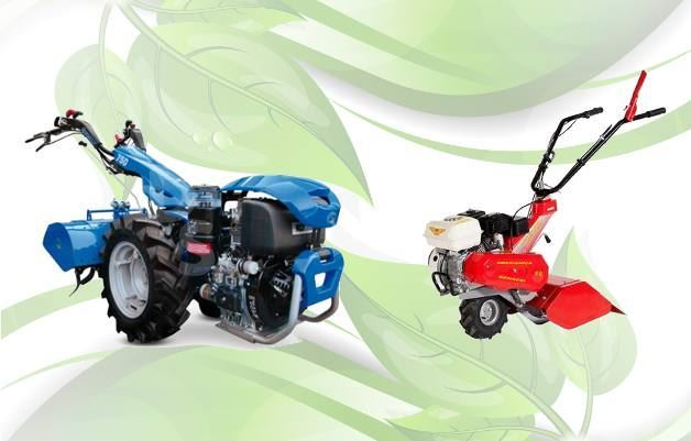 Immagine per la categoria Motocoltivatori