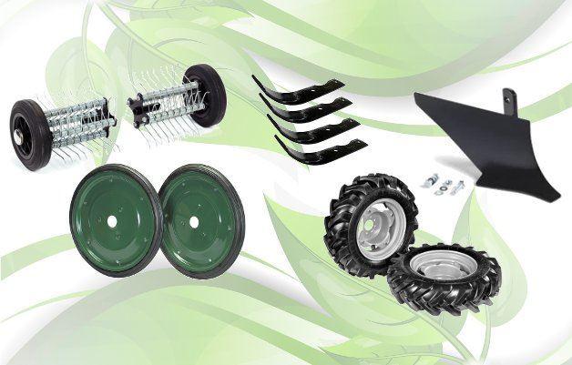 Immagine per la categoria Accessori per Motozappe