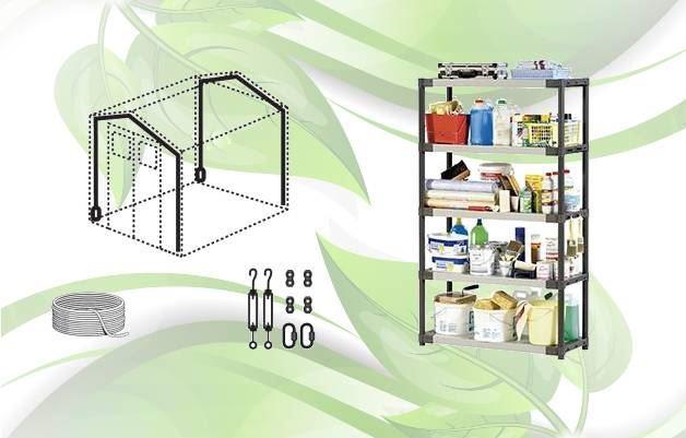 Immagine per la categoria Accessori Casette da Giardino