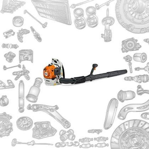 Immagine per la categoria Ricambi Soffiatore BR 200 Stihl