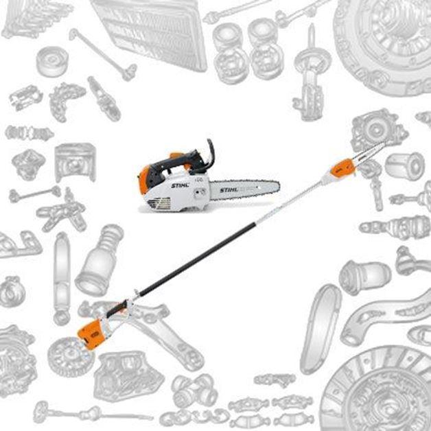 Immagine per la categoria Ricambi Motoseghe e Potatori Stihl