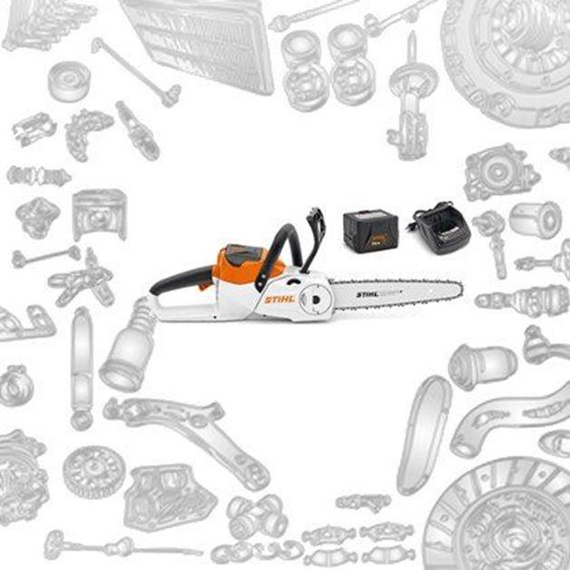 Immagine per la categoria Ricambi motosega a batteria Msa 140 Stihl