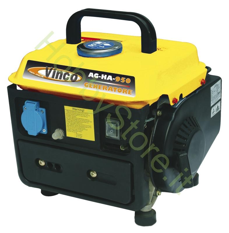 generatore di corrente silenziato 0 8 kw a 149 00 iva inc
