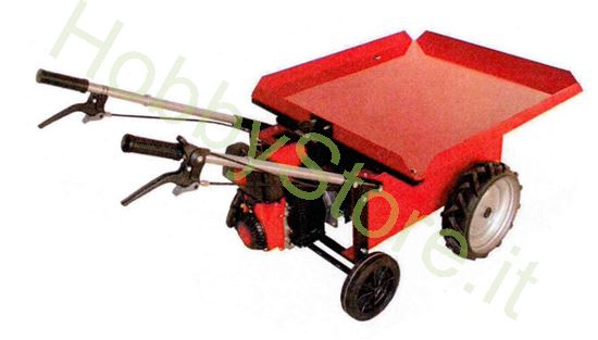 Picture of Carriola motorizzata con pianale CM