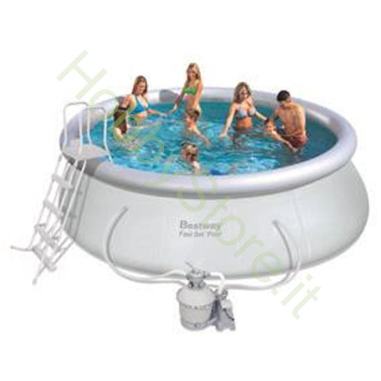 Picture of Piscina Bestway Fast Set 457x122h cm