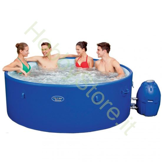Picture of Piscina idromassaggio Lay z Monaco 201x 69h cm