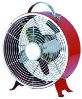 Immagine di Ventilatori Da Tavolo  modello Giove Rosso