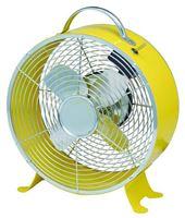 Immagine di Ventilatori Da Tavolo  modello Giove Giallo
