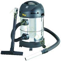 Immagine di Bidone Vigor Combinato Vba-28 litri Inox watt 1400