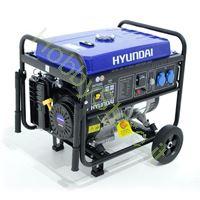 Immagine di Generatore Carrellato Hyundai hy6500ESW 5,5 kW