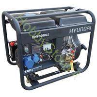 Immagine di Generatore Hyundai dhy6000lek-ATS 5,3 Kw