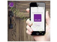 sclak apri la porta con lo smartphone