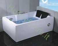 vasca idromassaggio moderna rettangolare