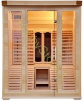 Sauna irradiante PR-C3G per due persone