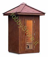 Sauna a raggi infrarossi PR-H02 da esterno