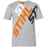 T-Shirt Stihl Grigia Melange