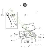 Coperchio e Basamento G 44 PK Comfort Plus