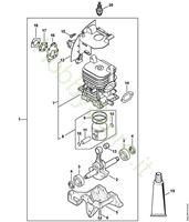Motore BR 350 - BR 430