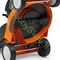 Rasaerba Stihl RM 650 VS a trazione con freno-frizione-lama