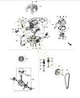 Motore BC 360 4S