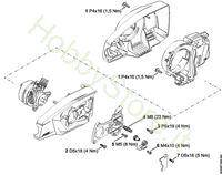 Coppie di serraggio HTA 65 bis