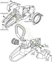 Coppie di serraggio MSA 140 Stihl