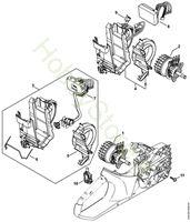 Elettromotore MSA 200 C-BQ Stihl
