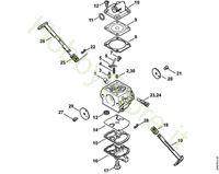 Carburatore C1Q-S57, C1Q-S64