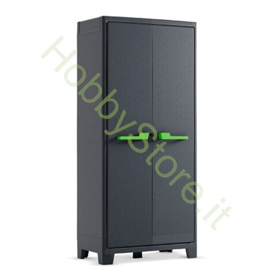 Armadio Moby Alto Keter 80x44x182h cm