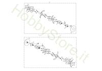 Fresa per MH 198 RK (K800 HC)